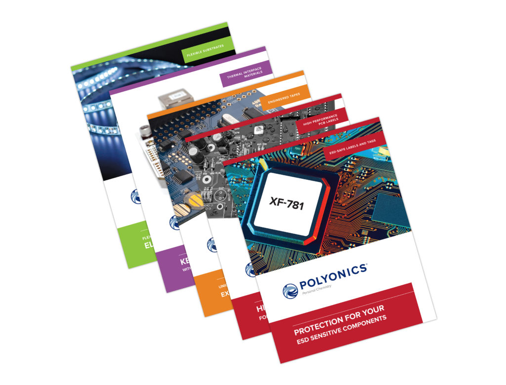 Polyonics Product Brochures
