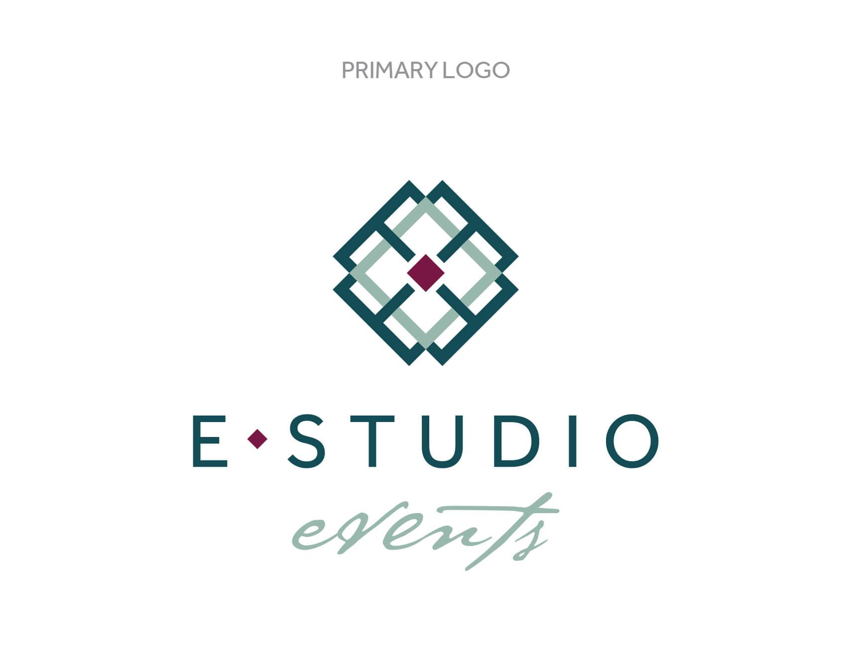 E Studio Events Primary Logo