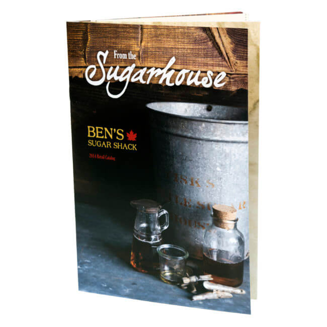 Ben's Sugar Shack Catalog